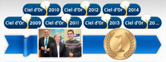 eSolution est Ciel d'Or 2014
